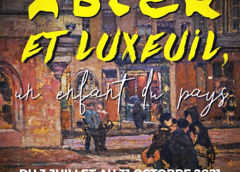 Exposition Jules Adler et Luxeuil, un enfant du pays