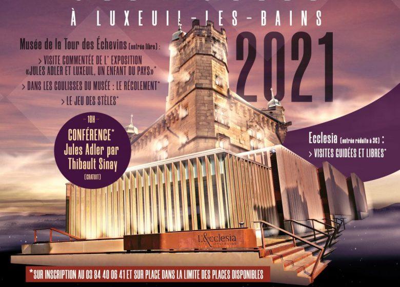 Nuit des Musées à Luxeuil-les-Bains